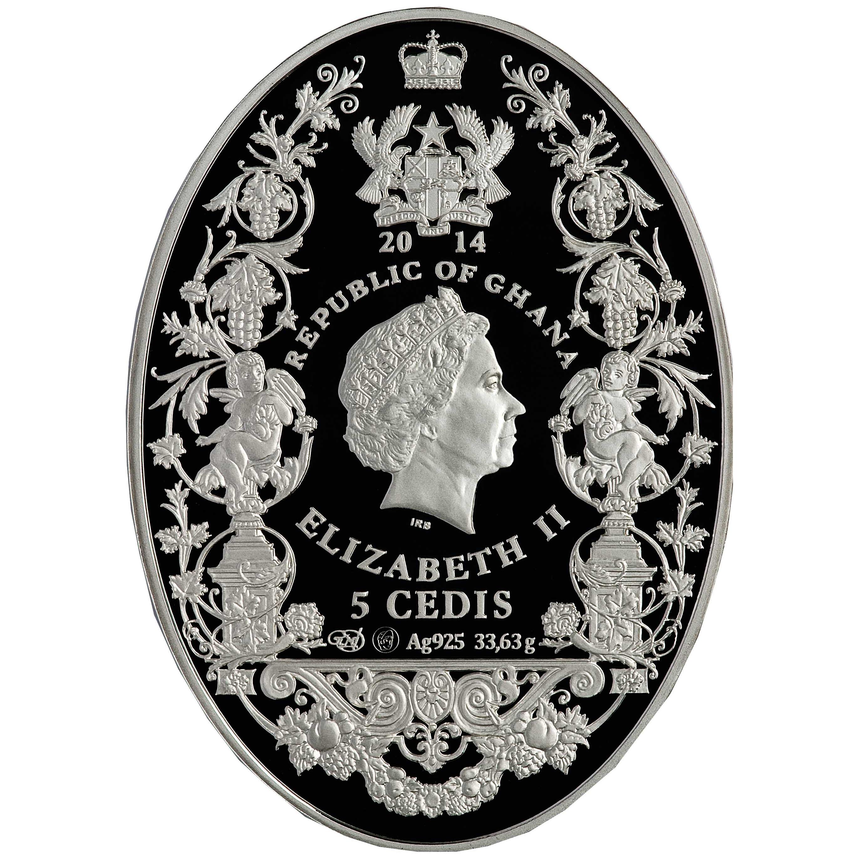 Монета рококо elizabeth монета ру йошкар ола